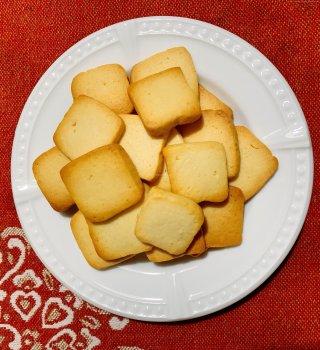 炼奶饼干的做法步骤图