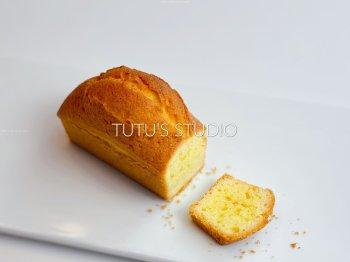 最清新的法式磅蛋糕的做法步骤图
