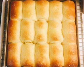 椰蓉面包的做法步骤图,