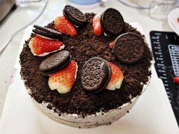 林先森厨房 • 奥利奥千层蛋糕的做法步骤图