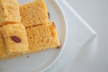戚风般柔软的红薯发糕的做法步骤图