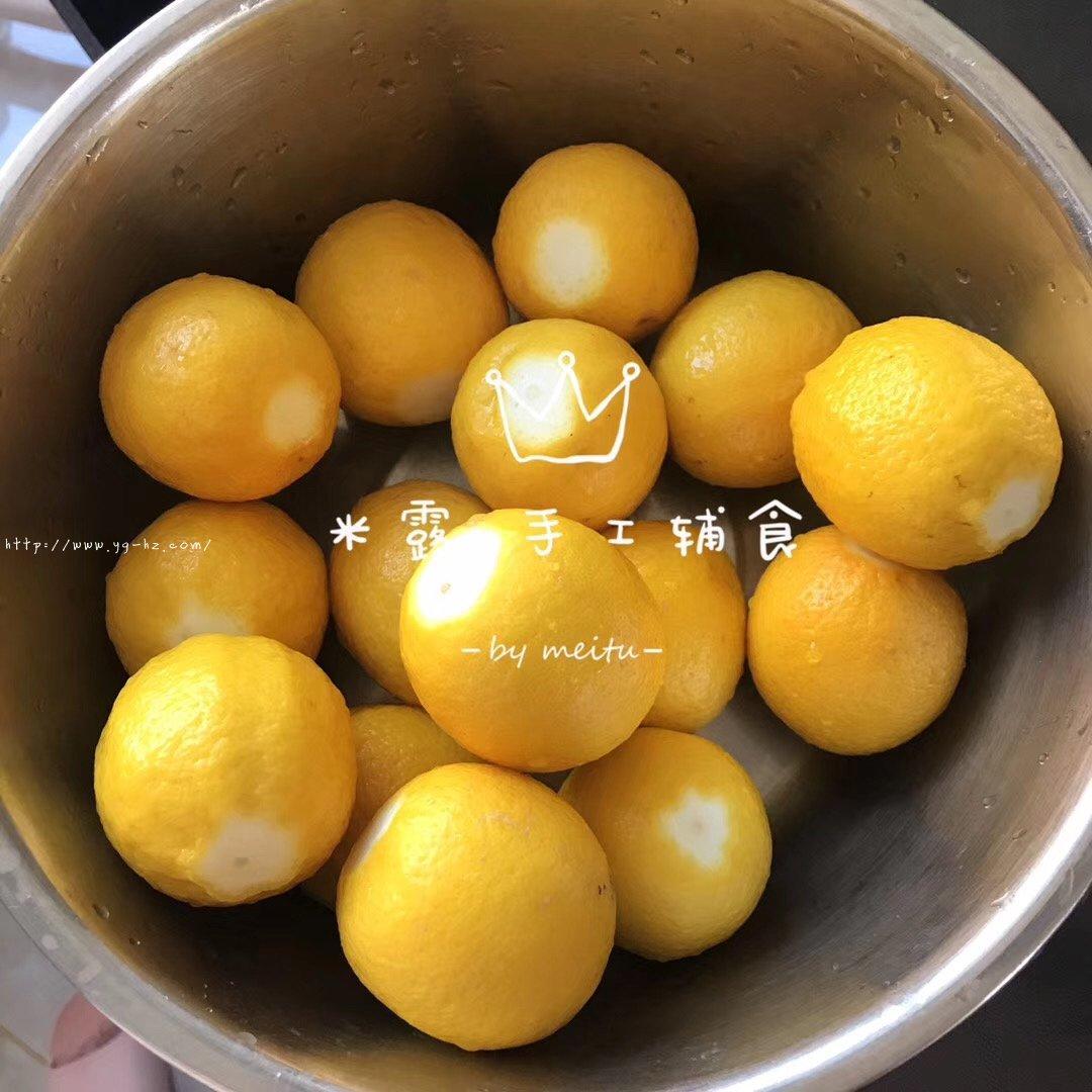 超详细版-果蔬蛋黄溶豆-无糖无淀粉的做法 步骤8