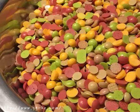 超详细版-果蔬蛋黄溶豆-无糖无淀粉的做法 步骤22