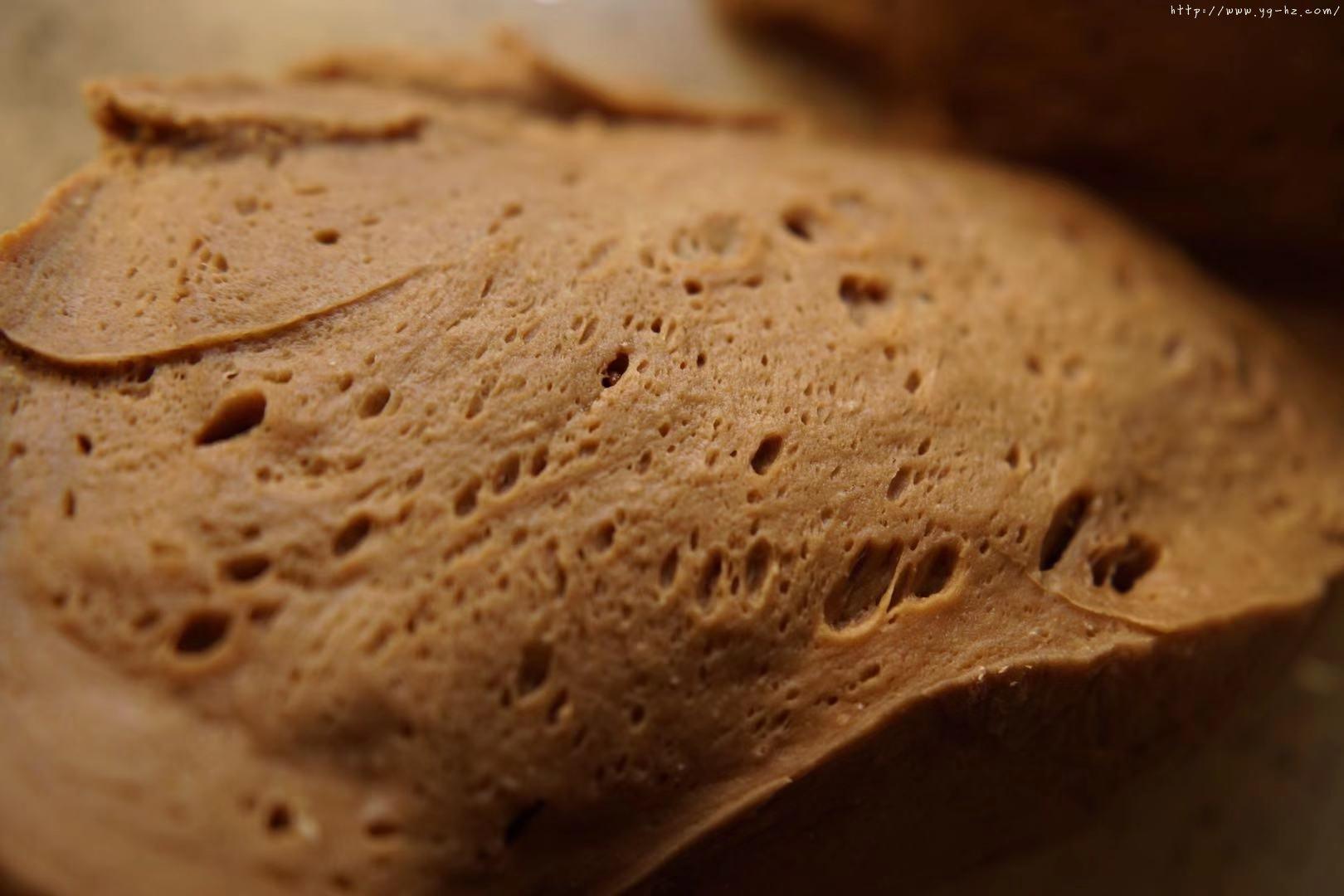 葡萄干红糖包的做法 步骤4