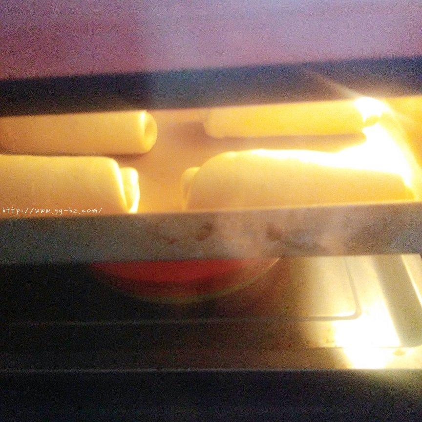 大米面包的做法 步骤6