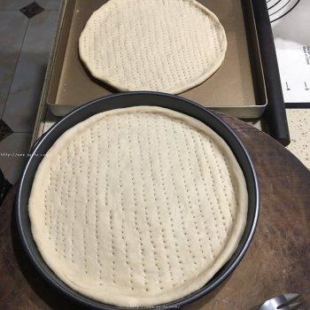 超简单9寸披萨皮(2个)