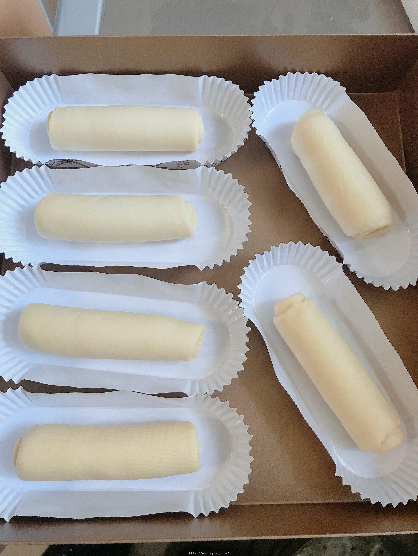 一次性发酵葱香芝士软包的做法 步骤9