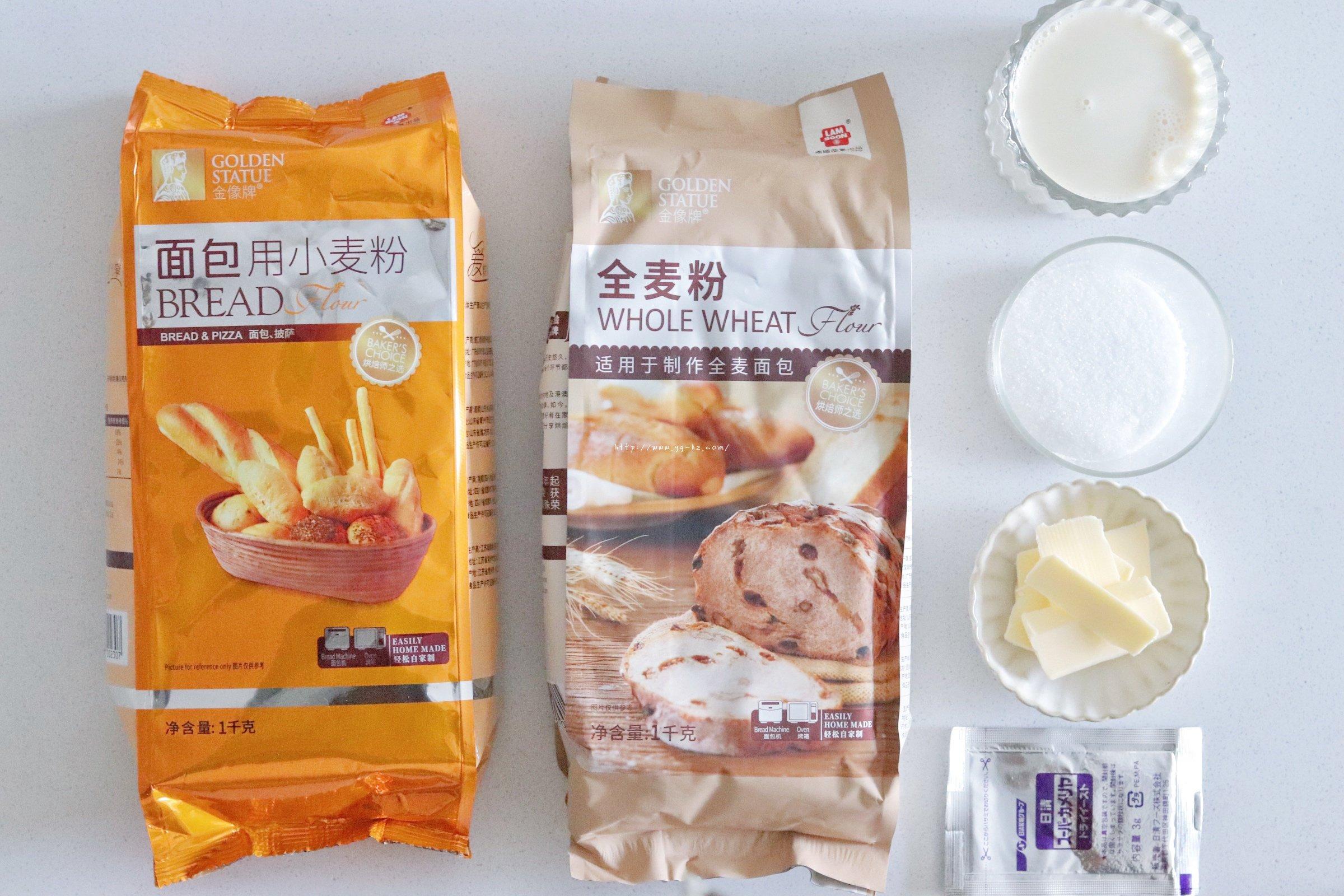 日式樱花红豆包的做法 步骤5