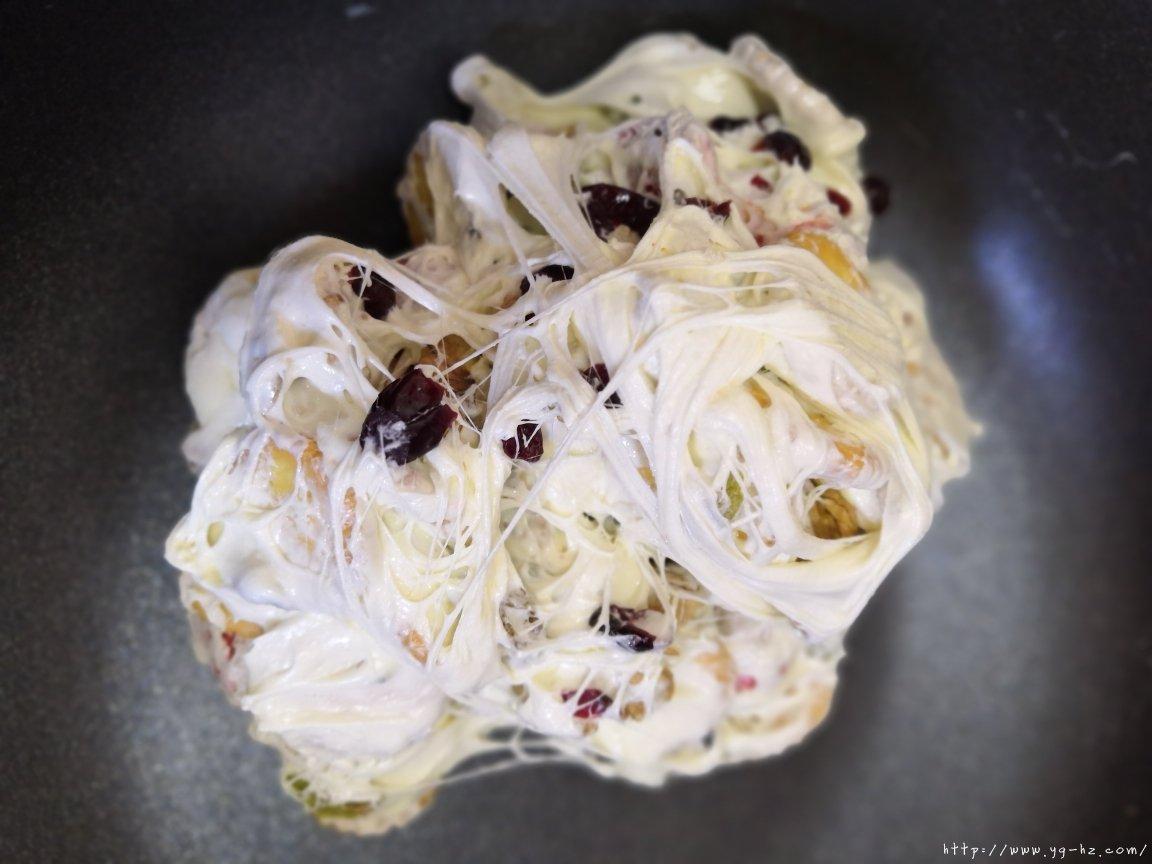 冻干草莓雪花酥的做法 步骤12