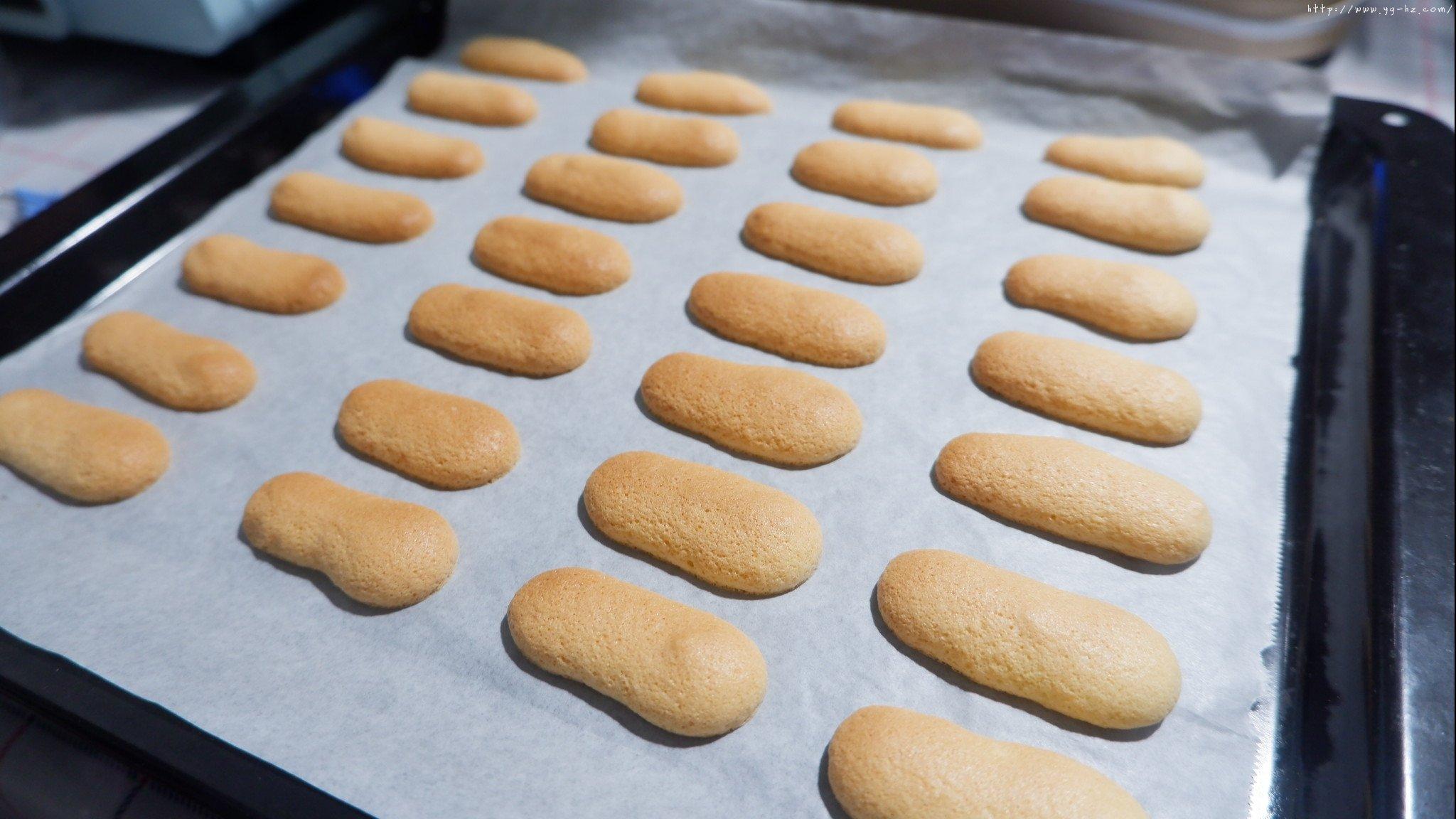 手指饼干-提拉米苏的做法 步骤9
