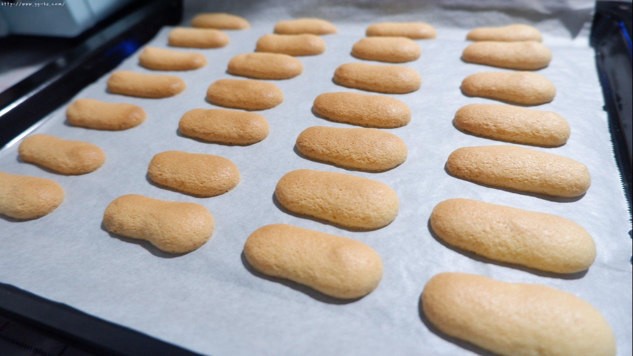 手指饼干-提拉米苏的做法