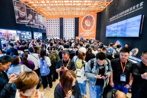 第23届中国国际焙烤展 4月27-30日 上海浦东新国际博览中心