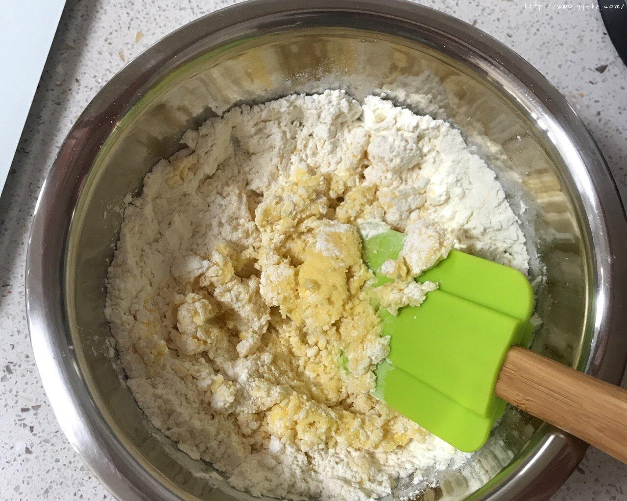 酥酥的黄油曲奇的做法 步骤5
