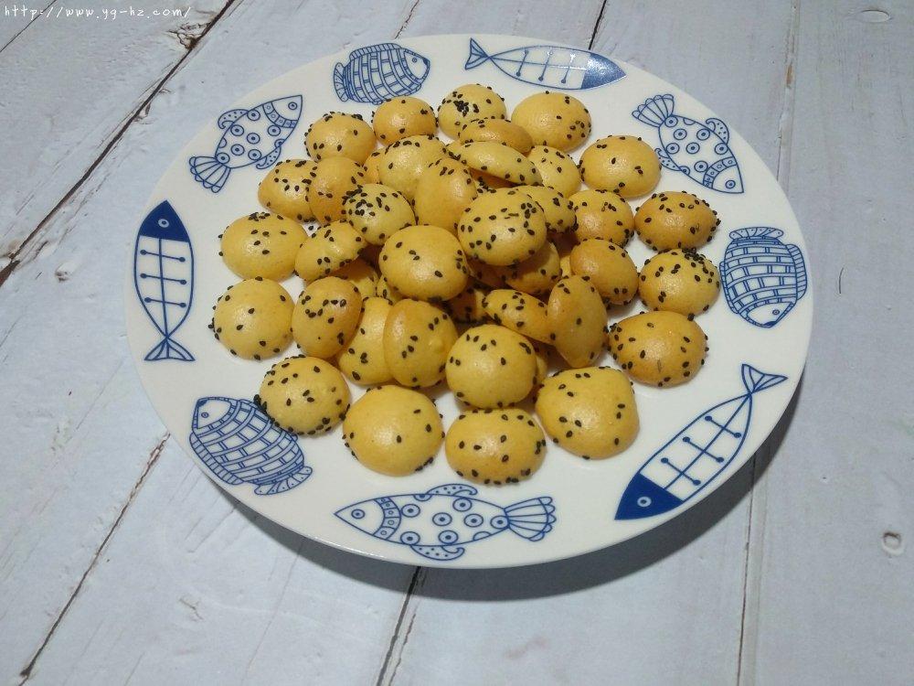无油低糖鸡蛋小饼干(超级健康的小零食)的做法 步骤6
