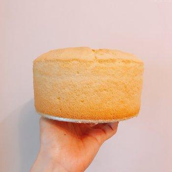 零失败6寸戚风蛋糕(十分钟制作,合适新手宝宝)的做法步骤图