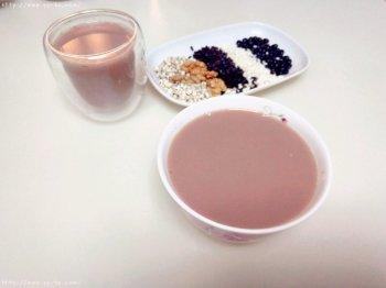 黑豆黑米露的做法步骤图,黑豆黑米露怎么做好吃
