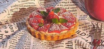 草莓派的做法步骤图,草莓派怎么做好吃