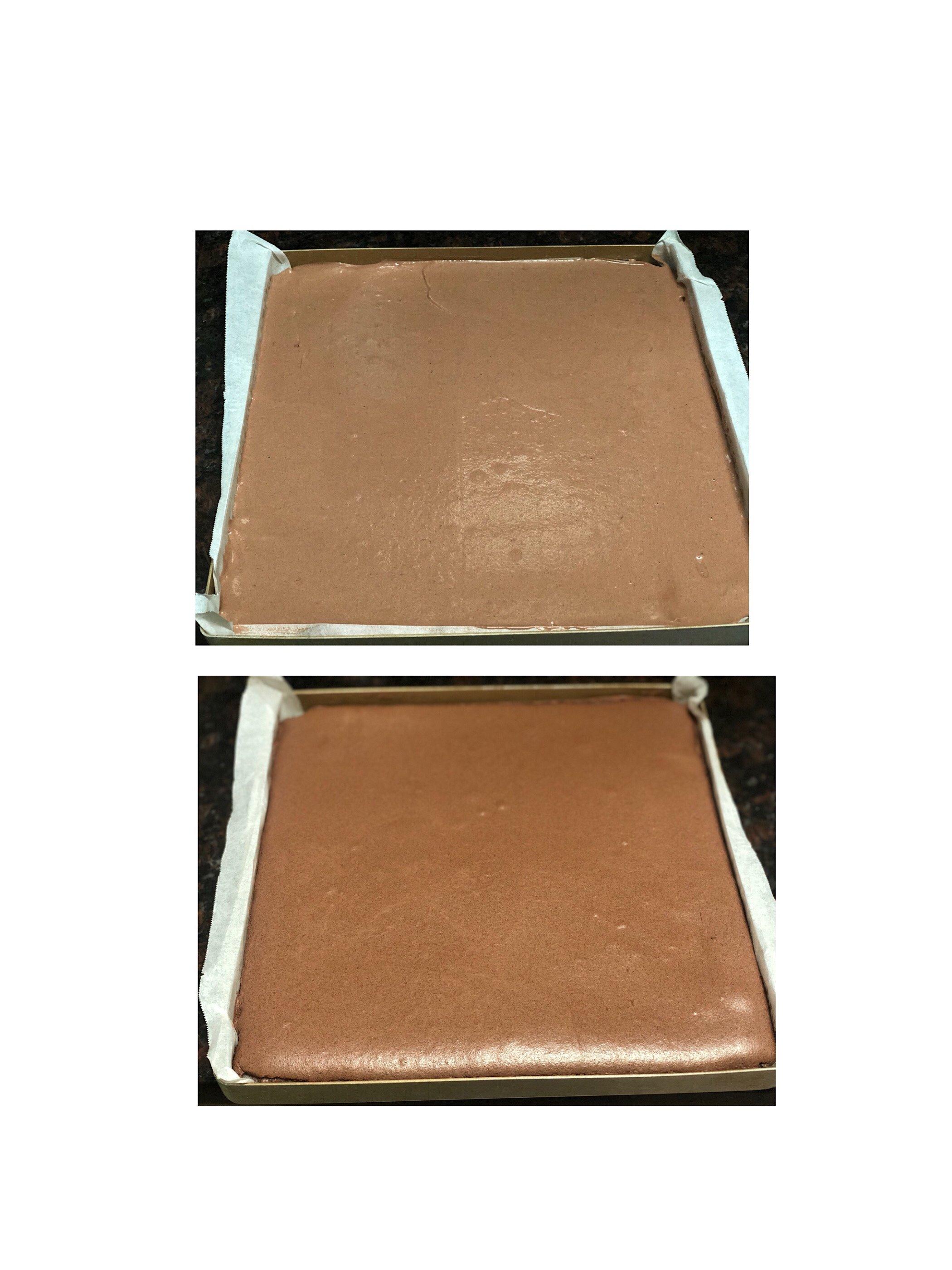 香浓巧克力蛋糕卷的做法 步骤5