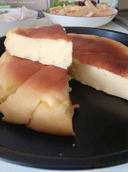 酸奶芝士蛋糕(电饭锅版