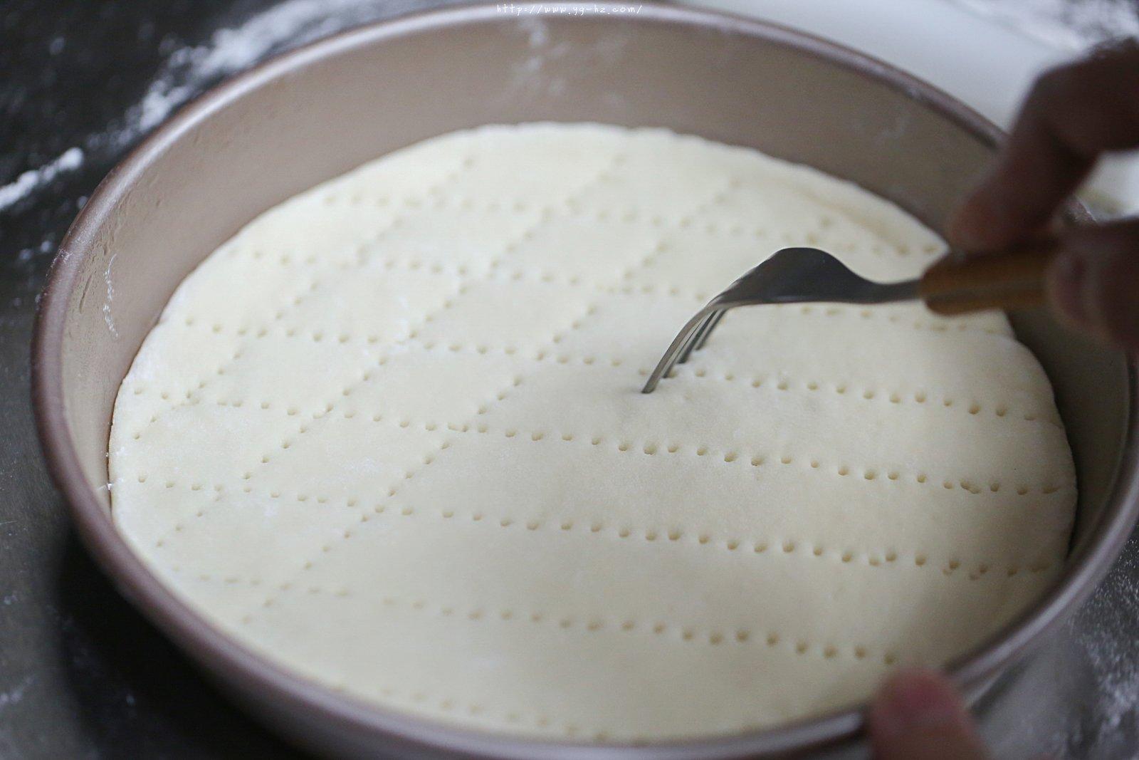8寸无芝士版素pizza披萨的做法 步骤5