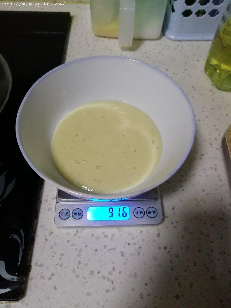 简单好吃的无添加小月龄宝宝版香蕉小饼干的做法 步骤2