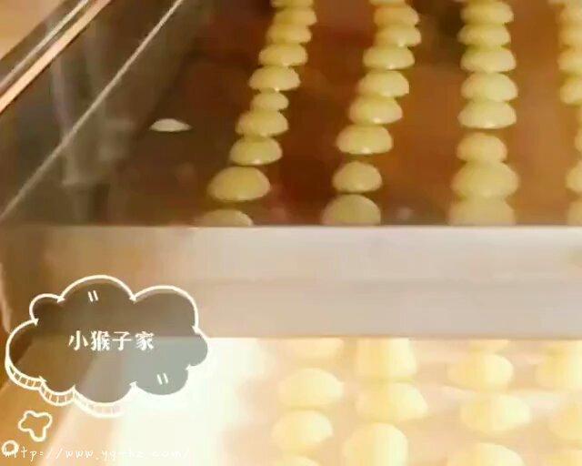 超好吃,超简单的,六个月以上婴儿辅食蛋黄溶豆的做法 步骤6