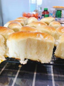 棉花糖一样面包的做法步