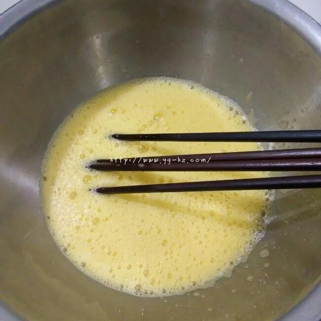 传统鸡蛋糕的做法 步骤2