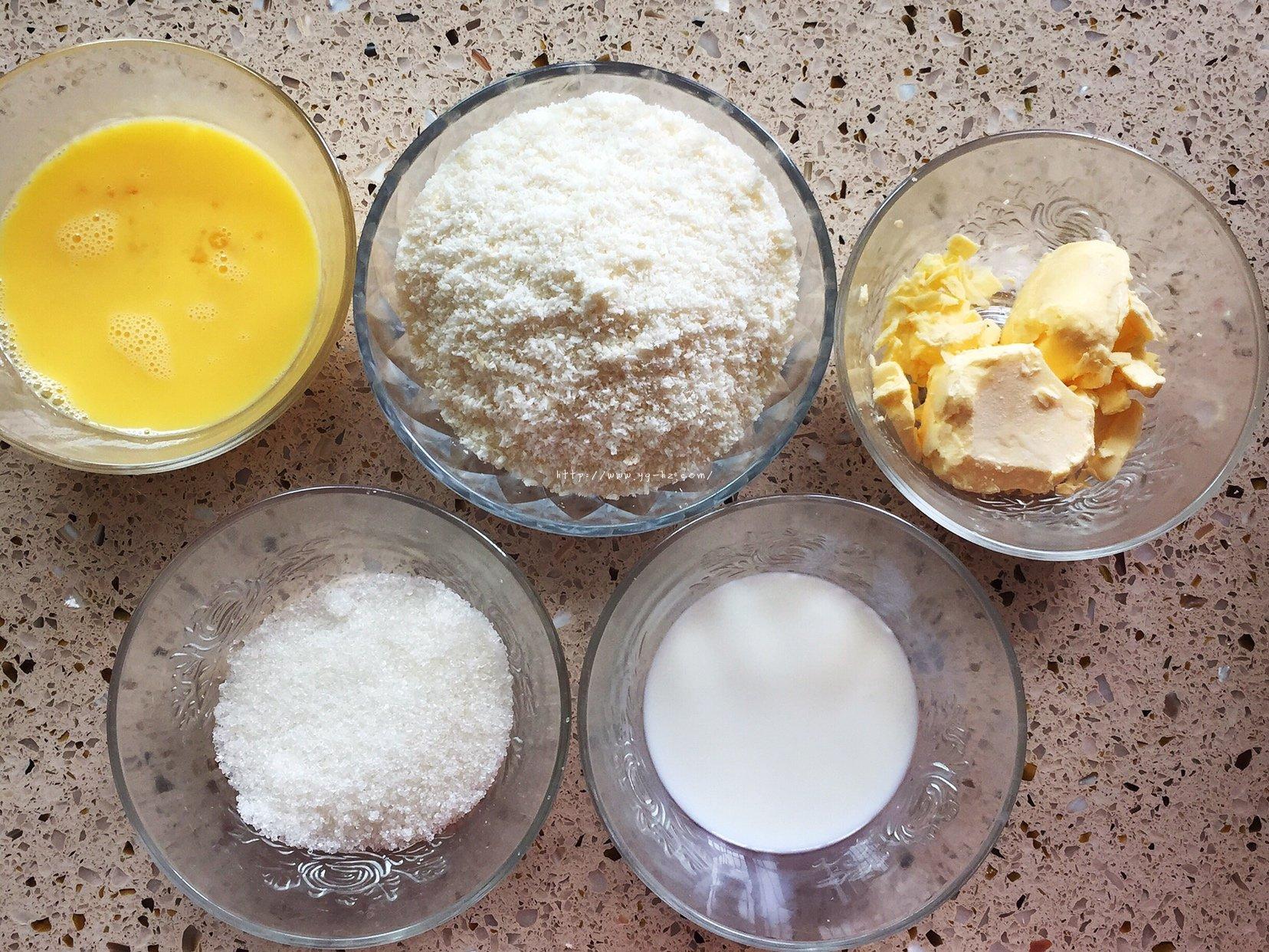 椰蓉面包的做法 步骤6