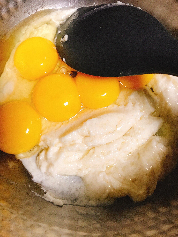 流心芝士蛋糕&柯基抖臀蛋糕的做法 步骤8