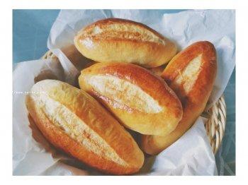 罗宋面包的做法步骤图,