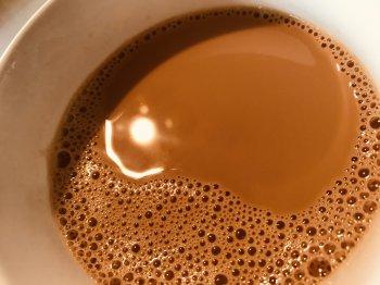 最地道最好喝的港式丝袜奶茶(超详细版)的做法步骤图