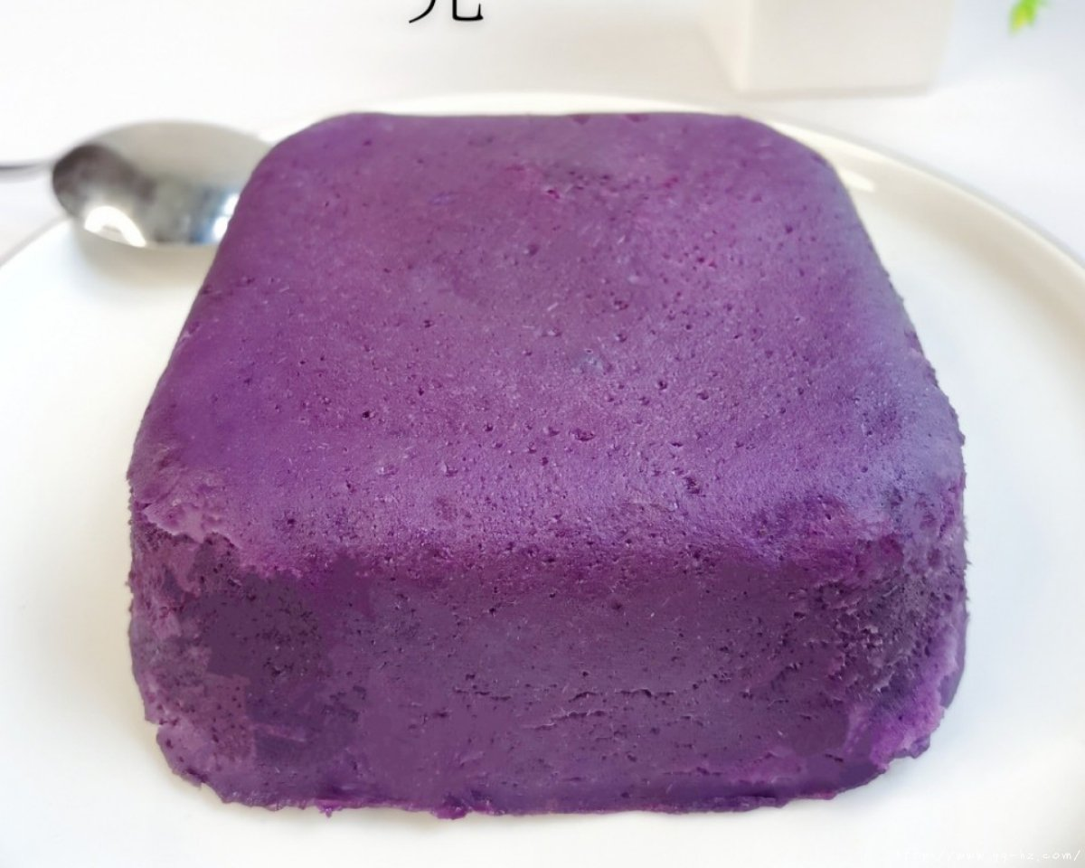 居然是冰淇淋口感‼️减脂蛋糕微波炉版的做法 步骤3