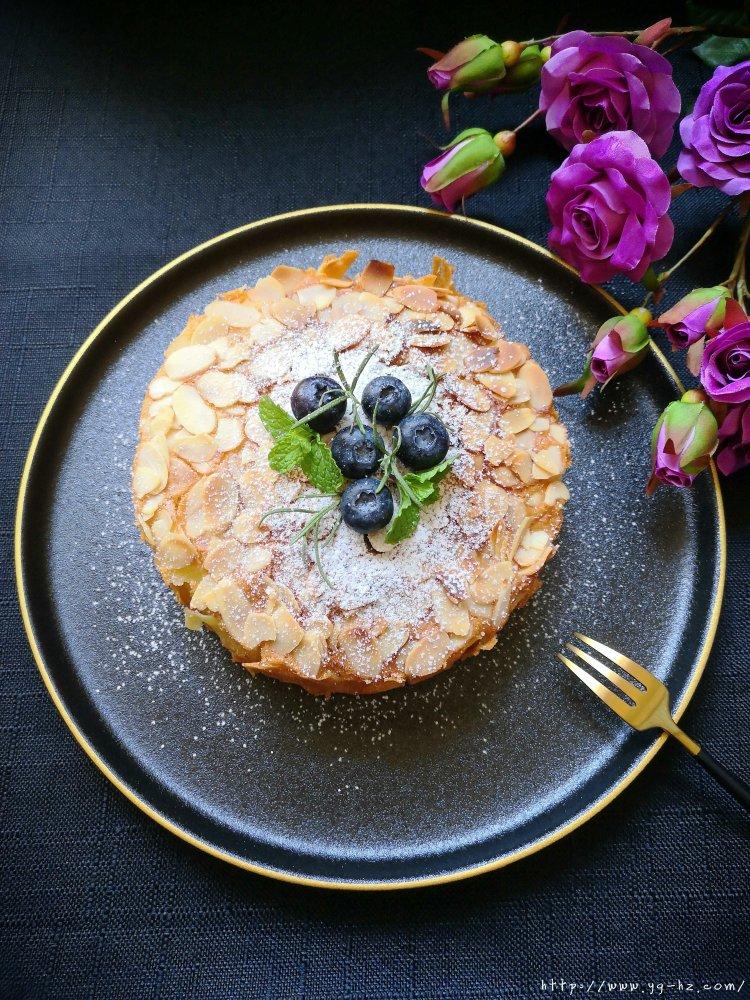 苹果千层蛋糕(6寸)的做法 步骤8