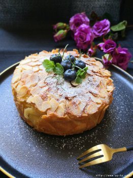 苹果千层蛋糕(6寸)的