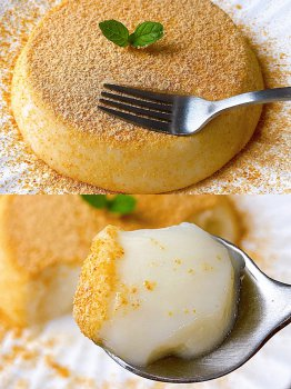 入口即化的豆乳布丁的做法步骤图