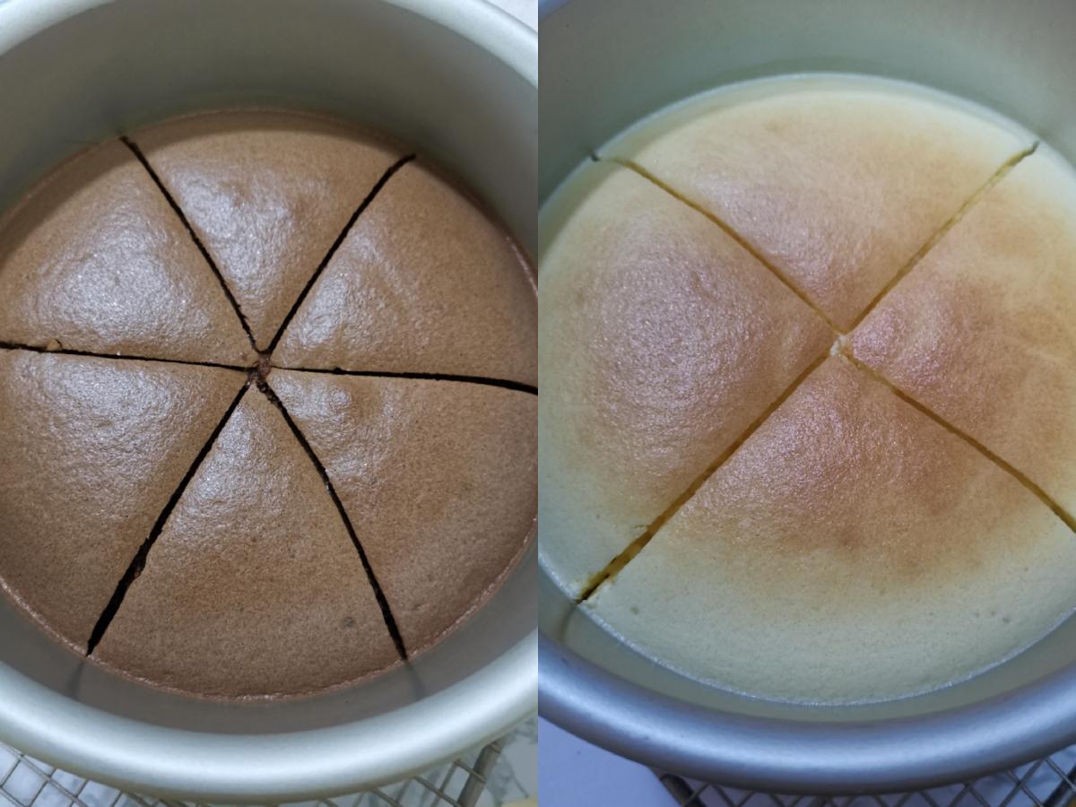 布丁蛋糕的做法 步骤14
