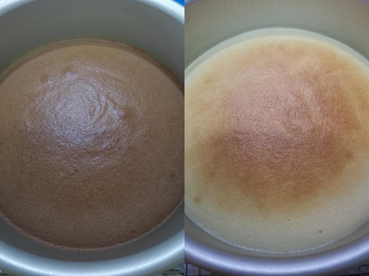 布丁蛋糕的做法 步骤12