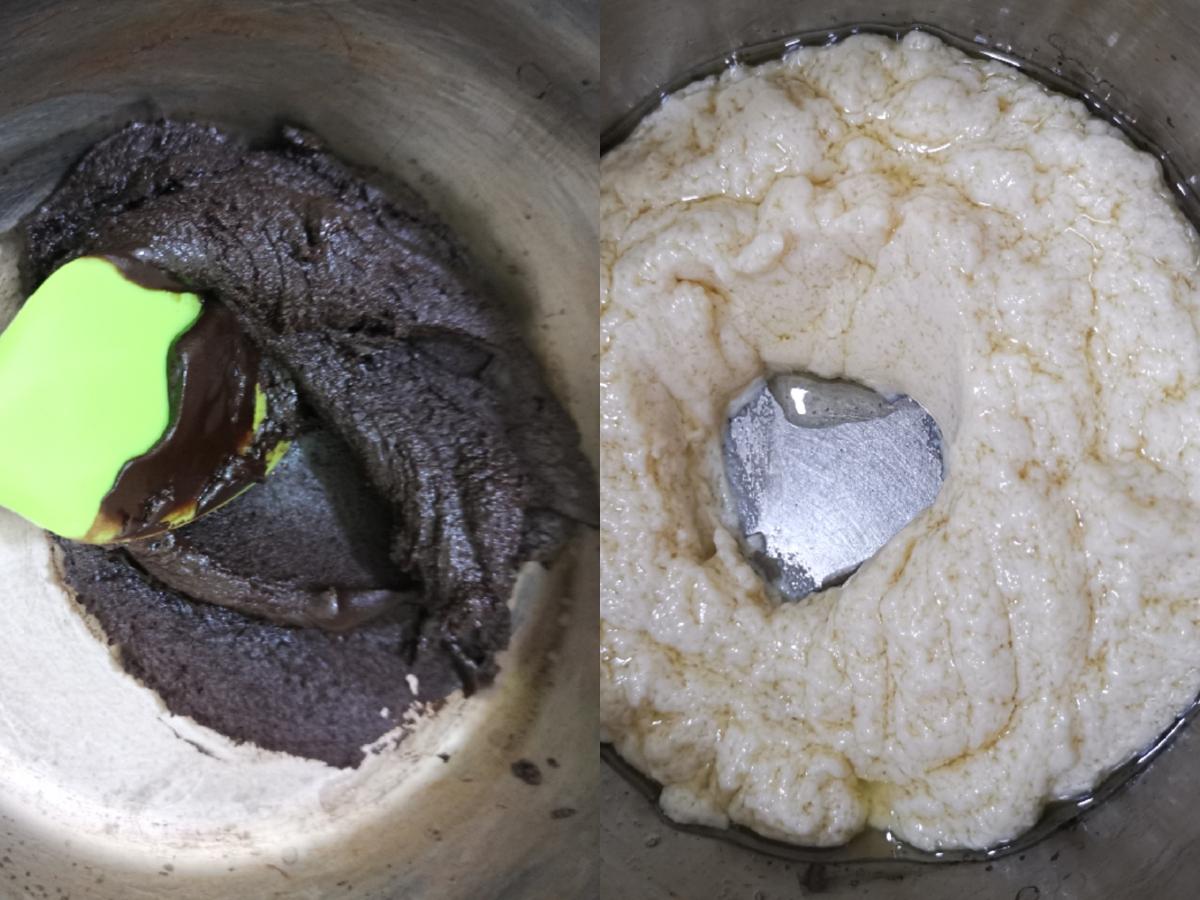 布丁蛋糕的做法 步骤5