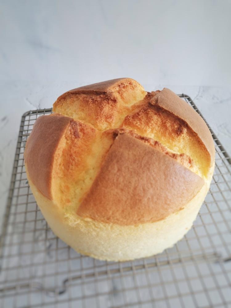 布丁蛋糕的做法 步骤16