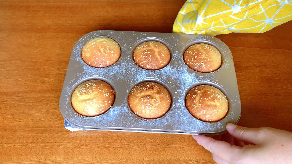老式脆皮蜂蜜小蛋糕的做法 步骤6