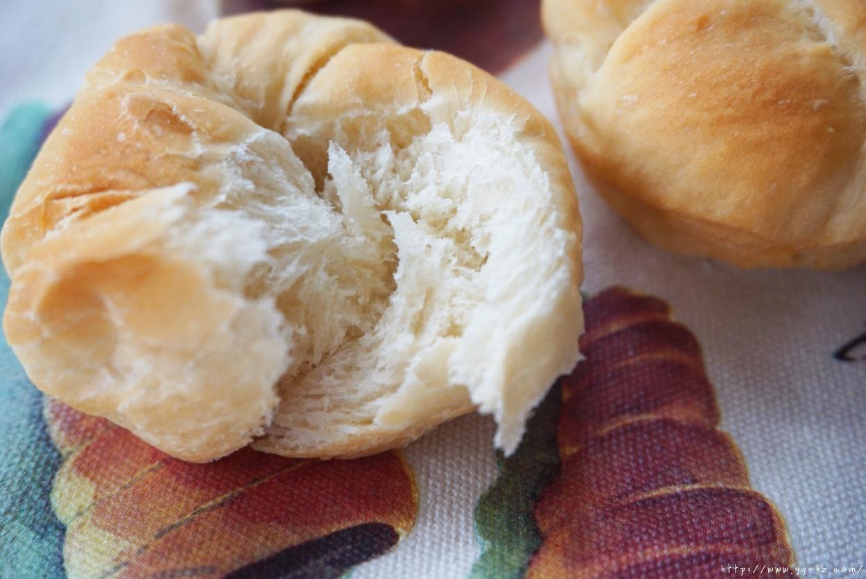 软软小面包的做法