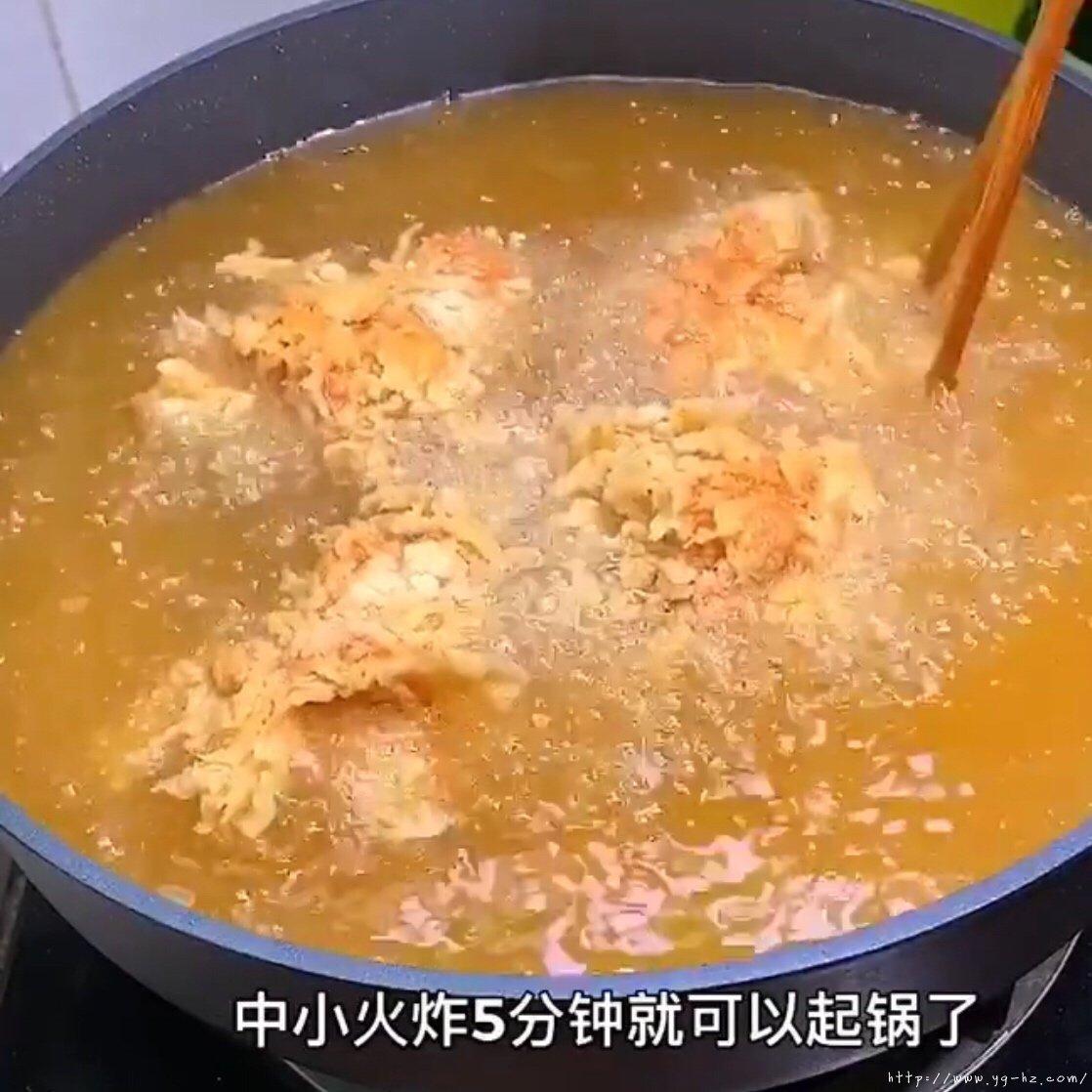 KFC   脆皮炸鸡的做法 步骤16