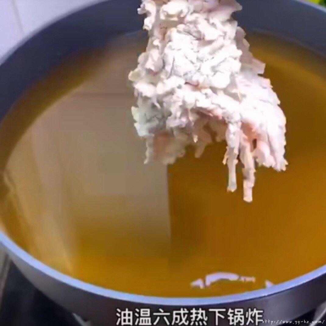 KFC   脆皮炸鸡的做法 步骤15