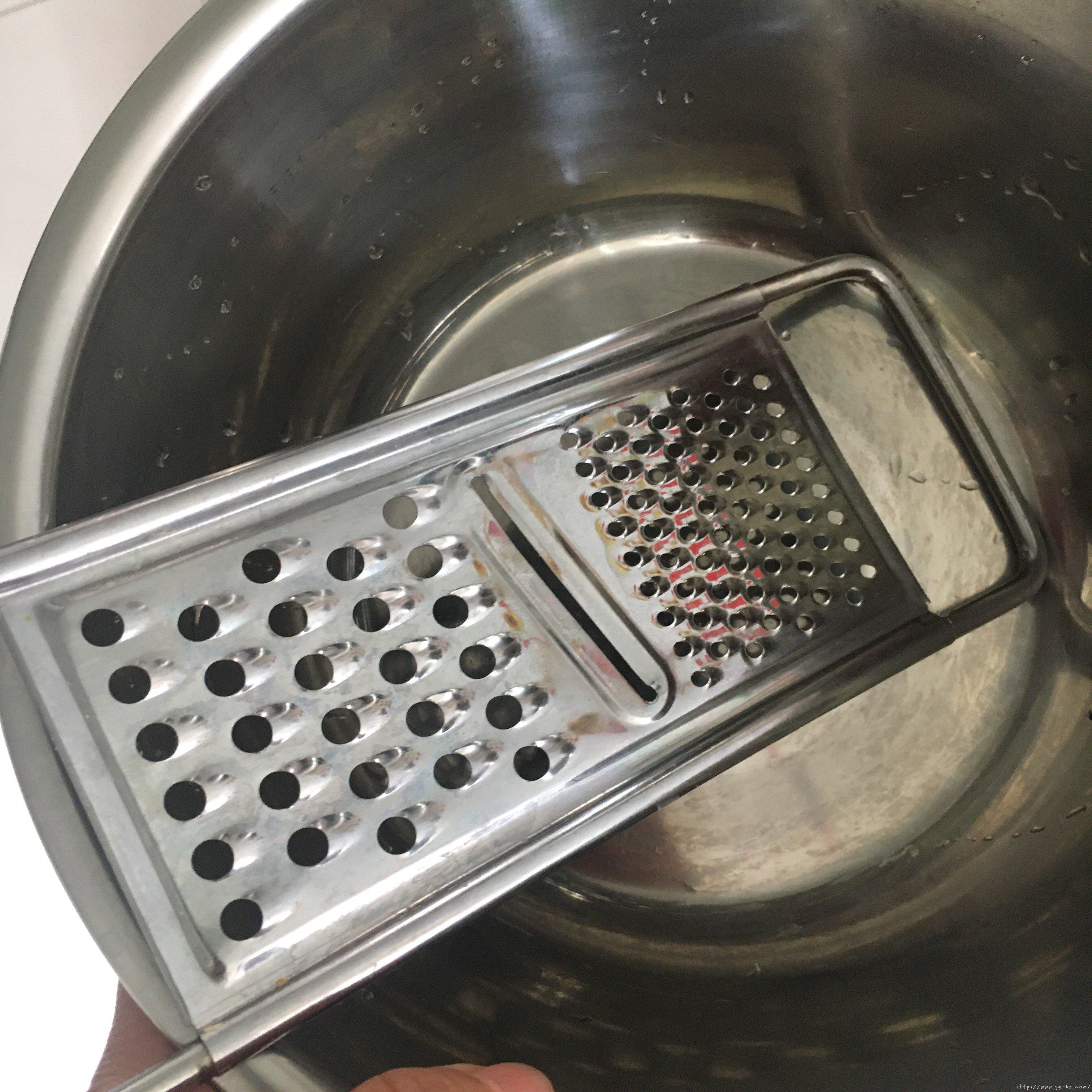 蒸鲜玉米糕一一玉米粑粑的做法 步骤4