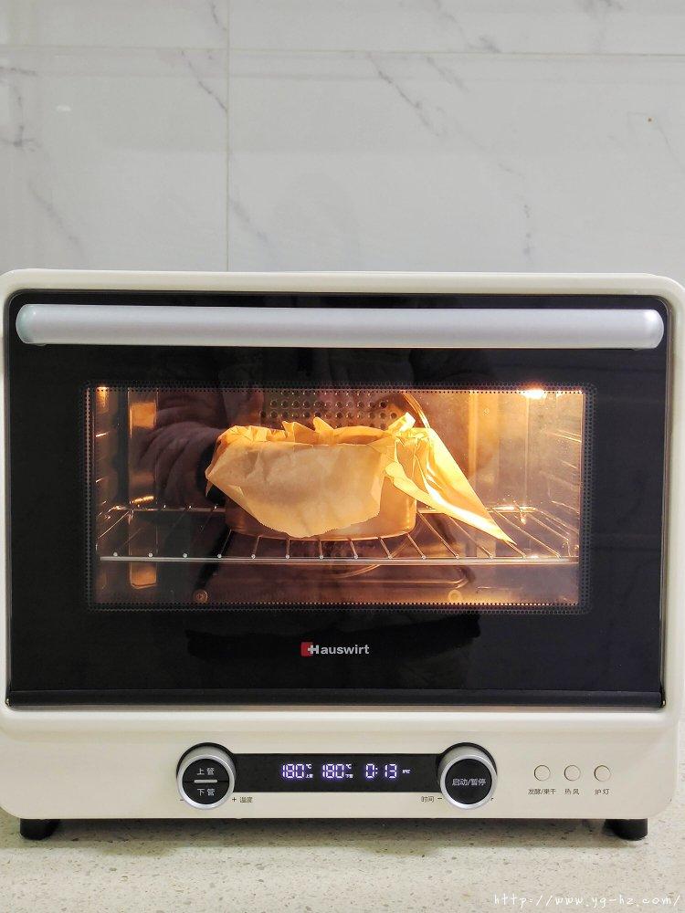零失败外脆里糯芝士红薯烤年糕的做法 步骤6