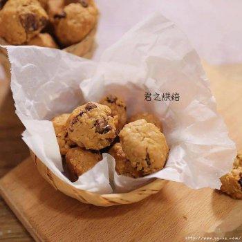试过这道燕麦饼干,别的饼干就都失宠啦!
