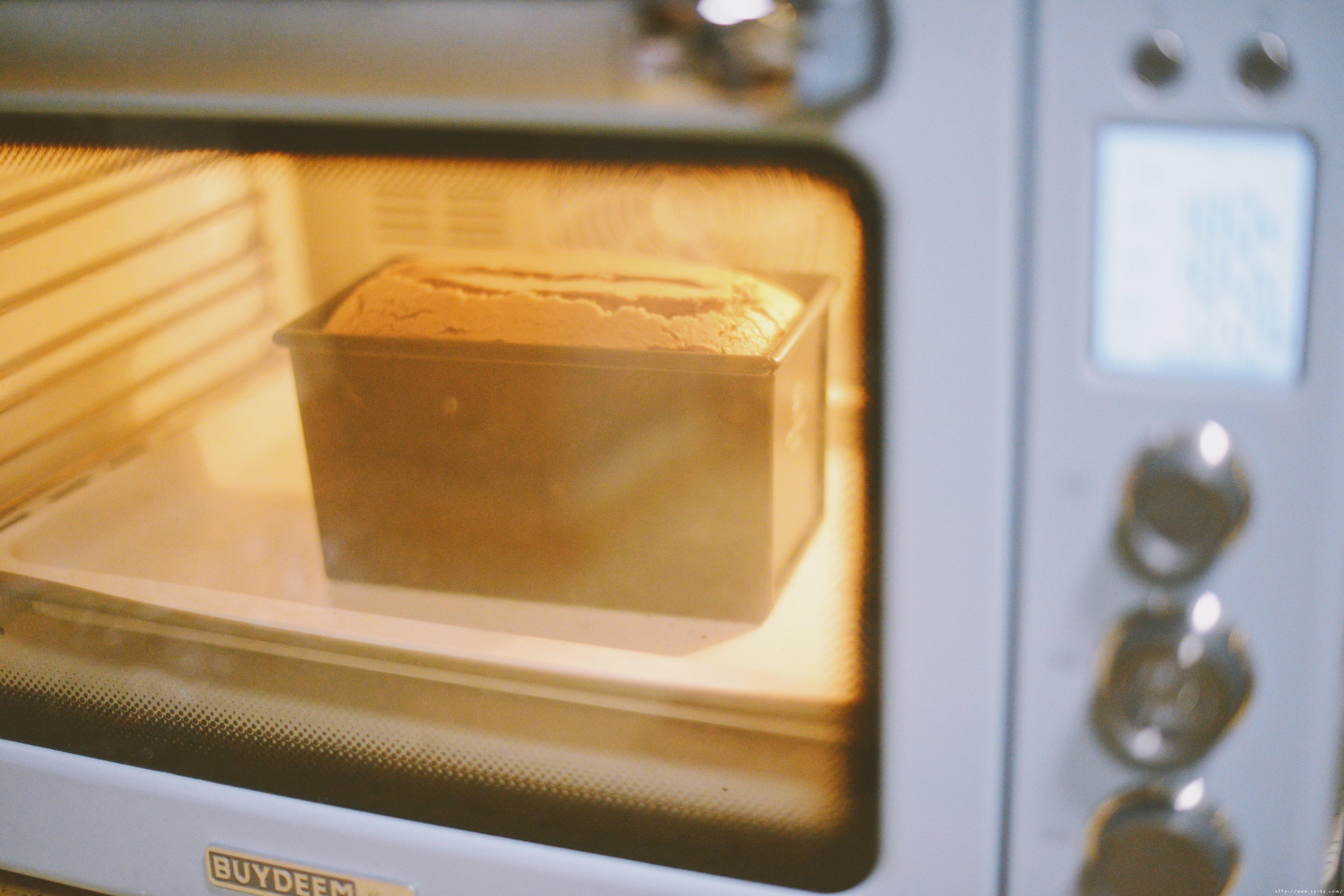 小美黑钻吐司蛋糕的做法 步骤15