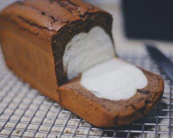 小美黑钻吐司蛋糕的做法步骤图,怎么做好吃