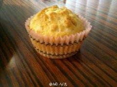 燕麦马芬蛋糕的做法